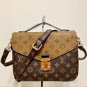 Louis Vuitton 10 x 8 x 4 multi color